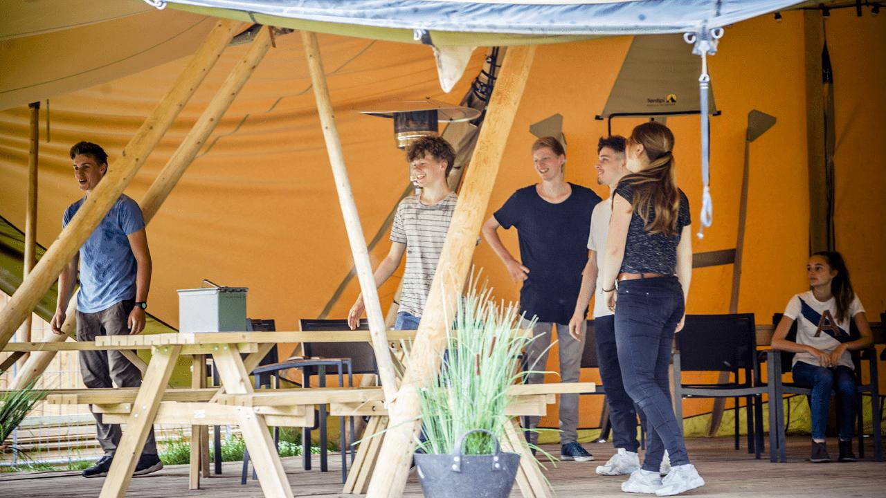 Onderwijs bij GeoFort educatief schoolreisje leren door te beleven